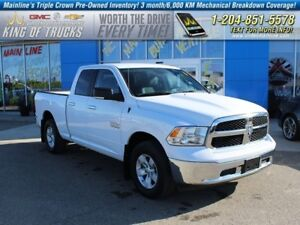 2015 Ram 1500 SLT | V6 | 4X4  - Bluetooth -  power windows -  po