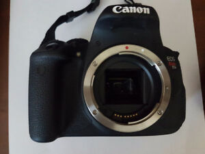 CANON Camera EOS Rebel T5i new with the box