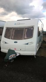 LUNAR CLUBMAN 470/2 plus new airawning For sale