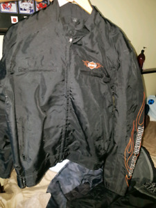 New Harley Davidson jacket