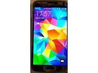 Two Samsung Galaxy S5