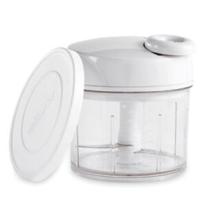 Pampered Chef Manual Food Processor