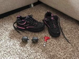 HEELYS Women's size 6 excellent condition