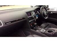 2012 Audi Q7 3.0 TDI 245 Quattro S Line Plu Automatic Diesel Estate