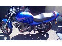 Kawasaki ER500 C5P 2007 **10 month MOT**
