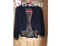 Size 12 jacket