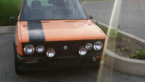 Fiat 131s rally