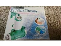 Babyliss bath spa therapy new