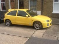 2004 MG ZR 2.0 Turbo Diesel 112ps. 108,000 miles - Spares or Repair
