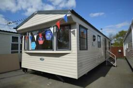 Static Caravan New Romney Kent 2 Bedrooms 6 Berth Willerby Rio 2011 Marlie