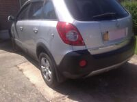09 Vauxhall antara cdti automatic great condition reduced for quick sale