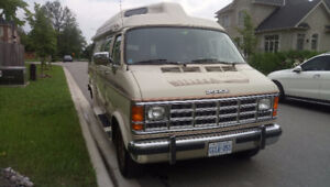 Class B Dodge CamperVan,Low KMs,Xcellent Condition,Great Price