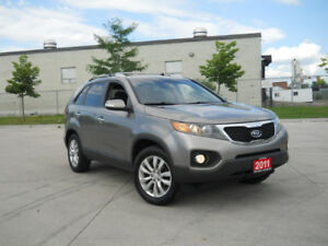 2011 Kia Sorento, 7 pass, DVD, Auto, 3/Y Warranty Available