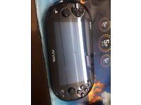 Sony Ps Vita Almost new