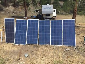 Solar/wind system for sale