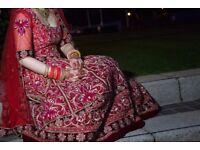**** Tarun Tahiliani style bridal lengha ****