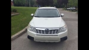 2011 Subaru Forester AWD Safety Including