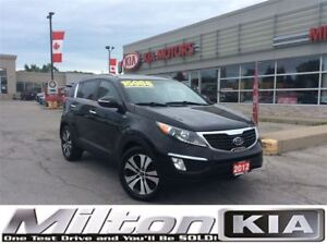 2012 Kia Sportage EX AWD | ALLOYS | HEATED SEATS | REAR CAMERA