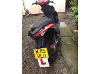 Keeway 50cc moped