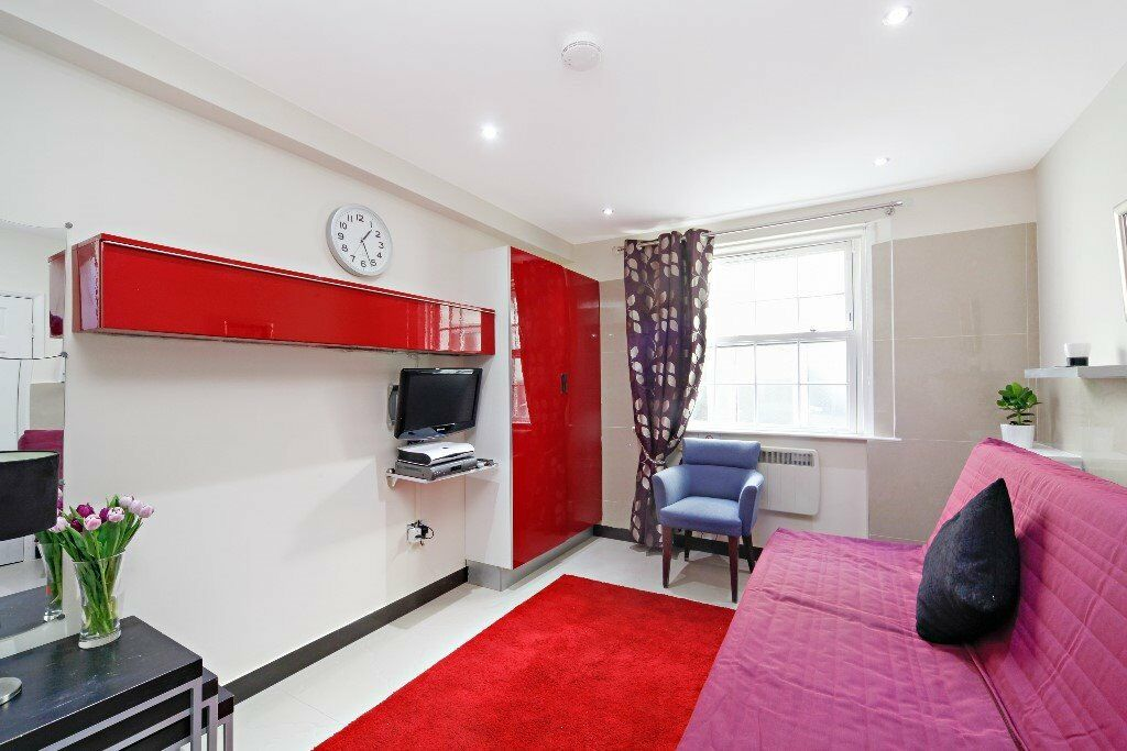 studio flat for long let