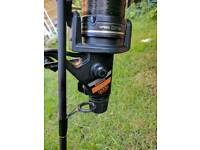 Shimano reel and rod