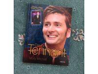 David Tennant book