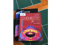 GCSE CCEA Chemistry Revision Books