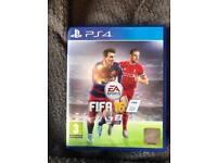 Fifa 16 for sale.