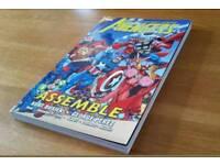 Avengers Assemble Graphic Novels. Rare & Out of circulation - Kurt Busiek