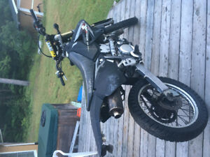 2014 Suzuki DRZ400 FOR SALE