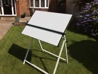 A1 Drawing Board in excellent condition ideal for a student studying Architecture in a university