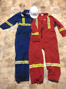 2 pair of coveralls for $15 (44r + 46)