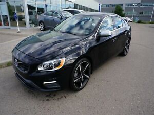2014 Volvo S60 T6  AWD with Volvo's Certified Pre-owned Warranty