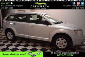 2012 Dodge Journey SE - KEYLESS ENTRY**A/C**HEATED MIRRORS