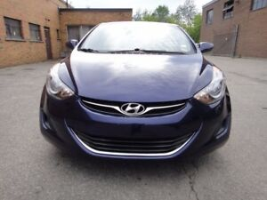 2013 Hyundai Elantra GLS MODEL,VERY CLEAN
