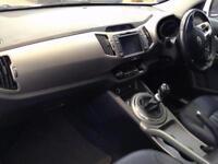 2014 KIA SPORTAGE 1.7 CRDi ISG 3 5dr [Sat Nav] SUV 5 Seats