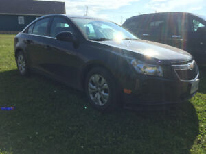 2014 Chevrolet Cruze LT Tubro Sedan