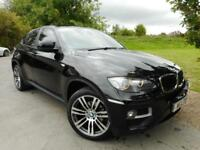 2012 BMW X6 xDrive30d [245] 5dr Step Auto Media Pack! FSH! 5 door Coupe