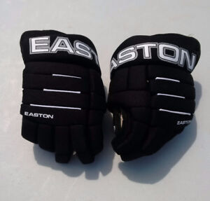 Hockey Gloves and Elbow Pads