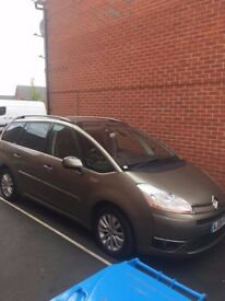 citroen c4 grand picasso.perfect family car