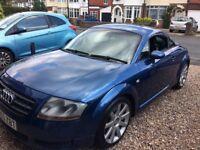 2003 (53). Audi TT. 180 q