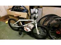 Mongoose subject bmx