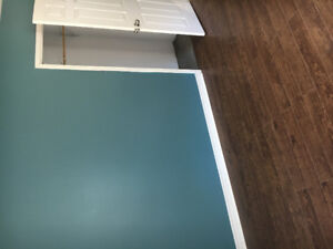 Master bedroom In Quiet Peterborough home Available ASAP