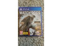PS4 - Watchdogs - Brand new sealled