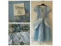 Disney Store Cinderella Costume & Accessories