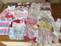 Bundle of baby clothes - 0 to 3 months