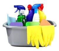 Looking for houses to clean