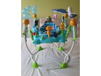 BABY JUMPER – FINDING NEMO SEA OF ACTIVITIES – IMMACULATE CONDITION