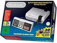 nintendo classic mini new unopened