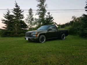 2005 GMC Canyon 2wd Lowered Manual - Trades Accepted